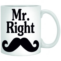 Чаша Mr. Right